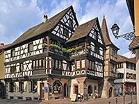 kaysersberg, village préferé des Français